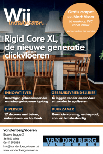 advertentie Ridgid-Core