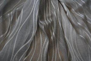 gordijn grijs